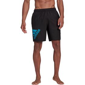 adidas Big Bos CLX Clasic Length Shorts Men, negro